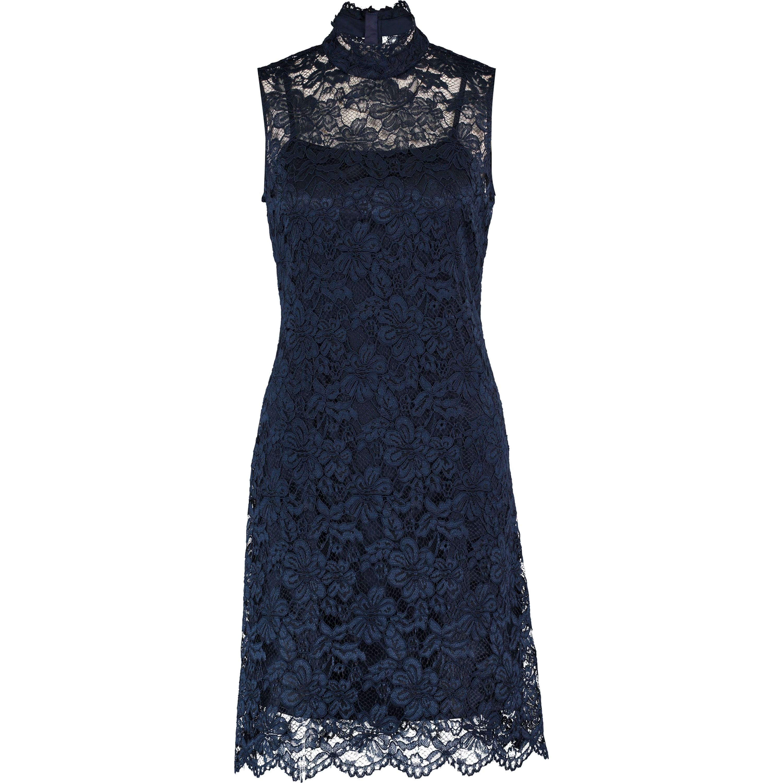 9bdf138a3b7dc Blue Lace Prom Dress – TK Maxx. Lace is a great choice of prom dress fabric  as it will ...