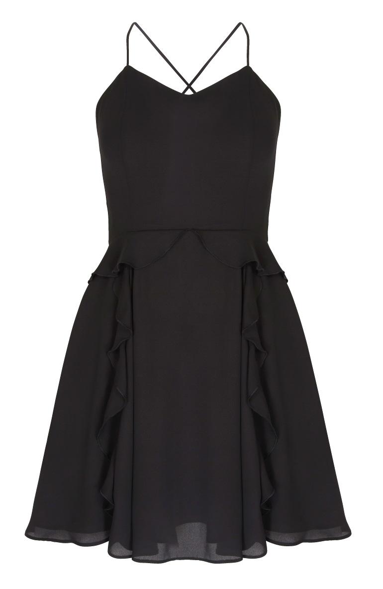 Nine Seriously Stylish Black Prom Dresses
